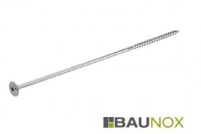 Baunox Pro - Tellerkopfschraube TX - blau verzinkt