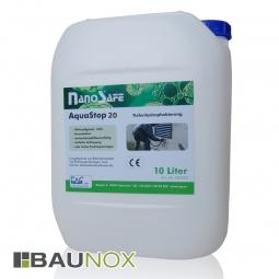 EAG NanoSafe® AquaStop 20