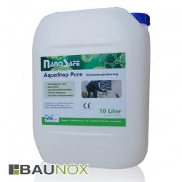 EAG NanoSafe® AquaStop Pure