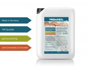 Baunox TROWASIL - Horizontalsperre - 25 Liter