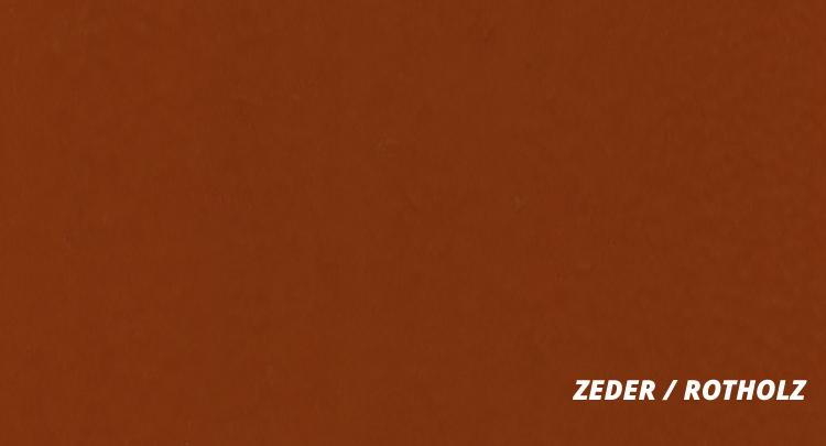 zeder / rotholz