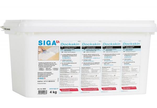 SIGA Dockskin Primer 4kg online bestellen auf Baunox.de