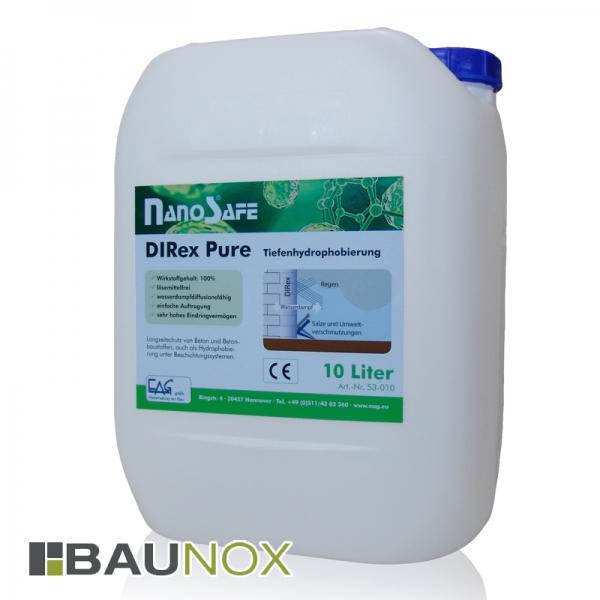 EAG NanoSafe® DIRex Pure - Tiefenimprägnierung