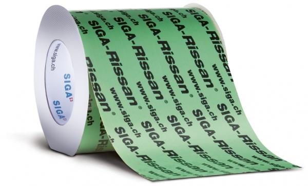 SIGA Rissan 150 Klebeband für Anschlüsse von Wandelementen an Boden und Decke