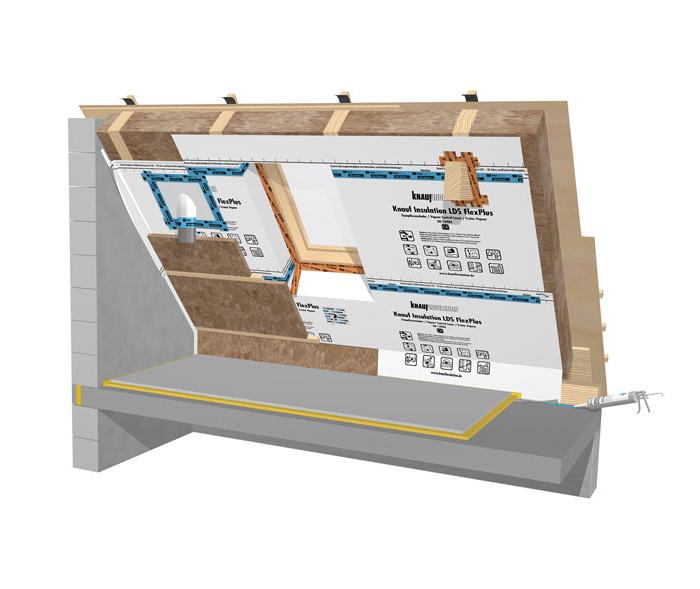Knauf_Insulation_LDS_FlexPlus_feuchtevariable_Hochleistungsdampfbremsbahn_Anwendung