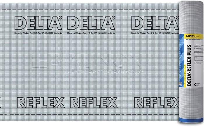 DÖRKEN DELTA®-REFLEX PLUS - 75m²