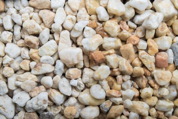 Zierkies - Kieselsteine - Safri Safari für Wege, Einfahrten, Parkplätze oder Beetanlagen 8-16 mm