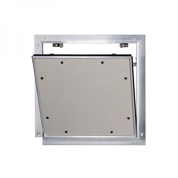 Alumatic Trennwand F/EI30 oder F/EI90 Revisionsklappe für die Montage in nichttragende, raumabschließende Montagewände (Innenausbau)