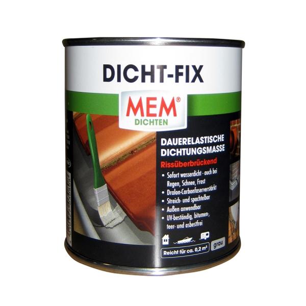 MEM Dicht-Fix Dichtungsmasse ist sofort wasserdicht und dauerelastisch