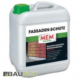 MEM Fassaden-Schutz - Imprägnierung