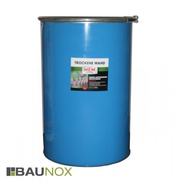 MEM TROCKENE WAND gegen aufsteigende Feuchtigkeit - 200 Liter