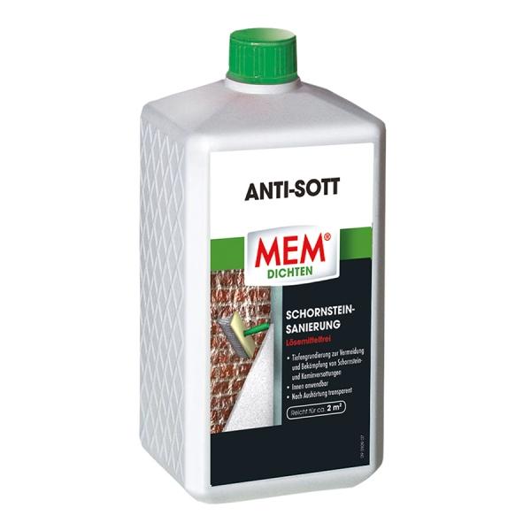 MEM Anti-Sott Schornstein- und Kaminsanierung