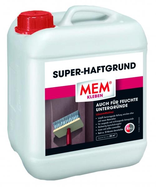MEM SUPER-HAFTGRUND - Haftvermittler zwischen alten und neuen Materialien
