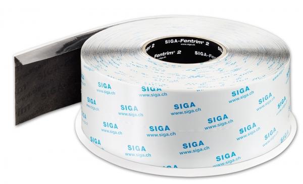 SIGA Fentrim IS 2 100 mm - Klebeband zum wind- und schlagregendichte Verkleben von Fenster- und Türrahmen im Aussenbereich
