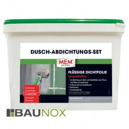 MEM Dusch-Abdichtungsset - 9kg inkl. Zubehör