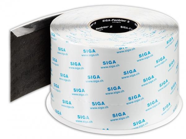 SIGA Fentrim IS 2 150 mm - Klebeband zum wind- und schlagregendichte Verkleben von Fenster- und Türrahmen im Aussenbereich