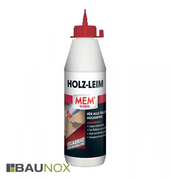 MEM HOLZ-LEIM CLASSIC - Der Holzleim für alle Fälle