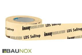 Knauf Insulation LDS Solitop Klebeband - 60 mm x 40 m