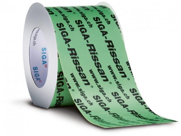 SIGA Rissan 100 Klebeband für Anschlüsse von Wandelementen an Boden und Decke