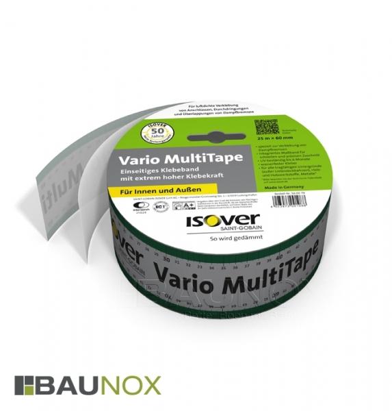 Isover Vario MultiTape für Anschlüsse, Durchdringungen etc. im Innen- und Aussenbereich