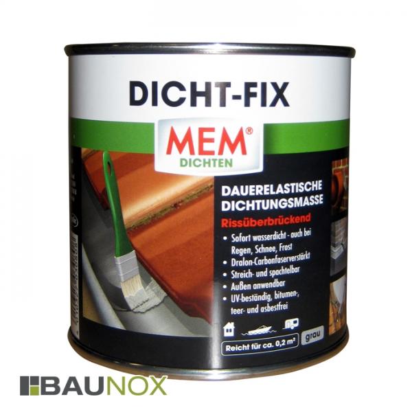 MEM Dicht-Fix Dichtungsmasse ist sofort wasserdicht und dauerelastisch - 375ml
