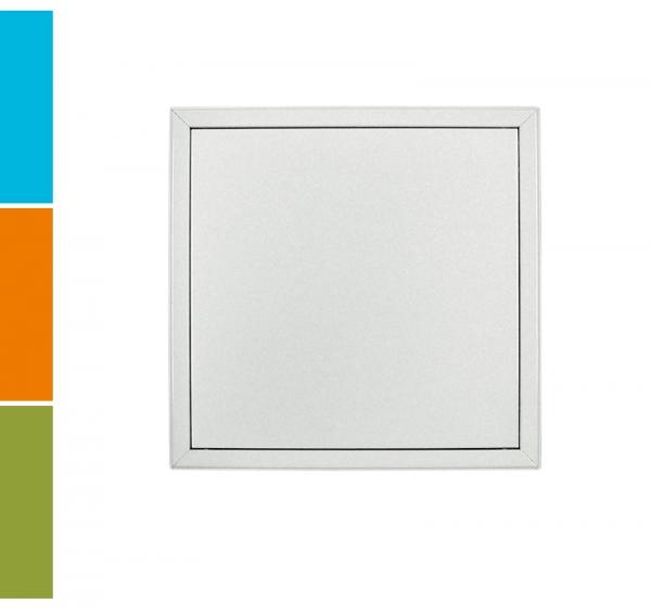 Softline Comfort Revisionstür - weiß beschichtet für die Decken- und Wandmontage