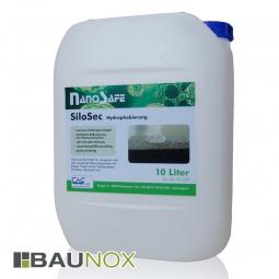 EAG NanoSafe® SiloSec - Hydrophobierung