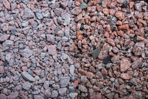 Schottischer Lavanit Zierkies / Ziersplitt für Wege, Einfahrten, Parkplätze oder Beetanlagen 2-8 mm