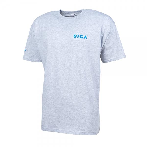 SIGA T-Shirt grau One Size XL