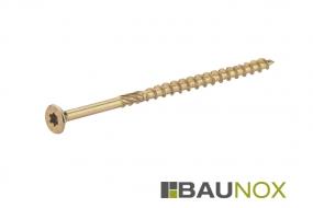 Baunox Pro - Spanplattenschraube TX TG - gelb vz.