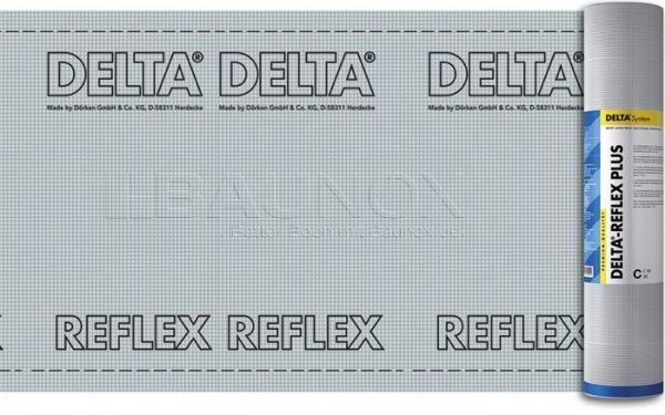 DÖRKEN DELTA®-REFLEX - Luft- und Dampfsperre