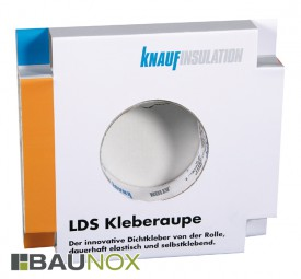 Knauf Insulation LDS Kleberaupe - 8 m