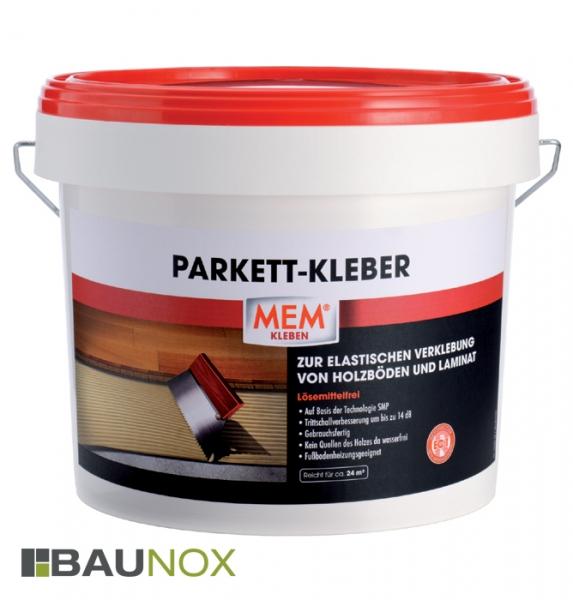 MEM PARKETT-KLEBER - Der Klebstoff für Holzböden und Laminat