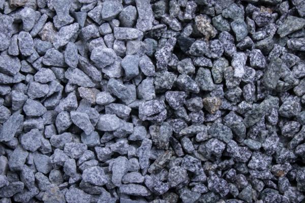 Pfeffer & Salz Zierkies / Ziersplitt für Wege, Einfahrten, Parkplätze oder Beetanlagen 8-12 mm