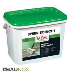 MEM Sperr-Schicht - Balkonabdichtung - 10kg
