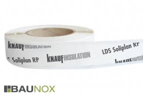 Knauf Insulation LDS Soliplan RP Klebeband - 30 mm x 40 m