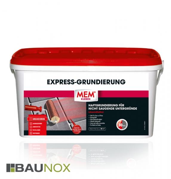 MEM EXPRESS-GRUNDIERUNG 5kg die gebrauchsfertige Haftgrundierung zwischen alten- und neuen Materialien