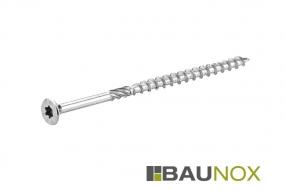 Baunox Pro - Spanplattenschraube TX TG - blau vz.