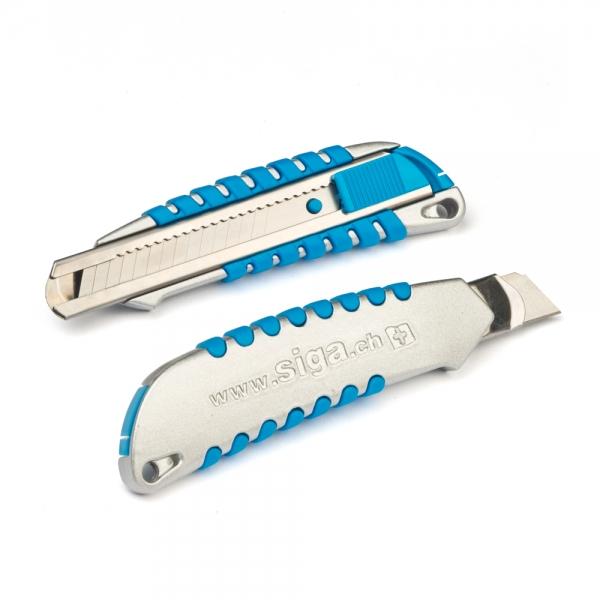 Robustes SIGA Cuttermesser aus Metall