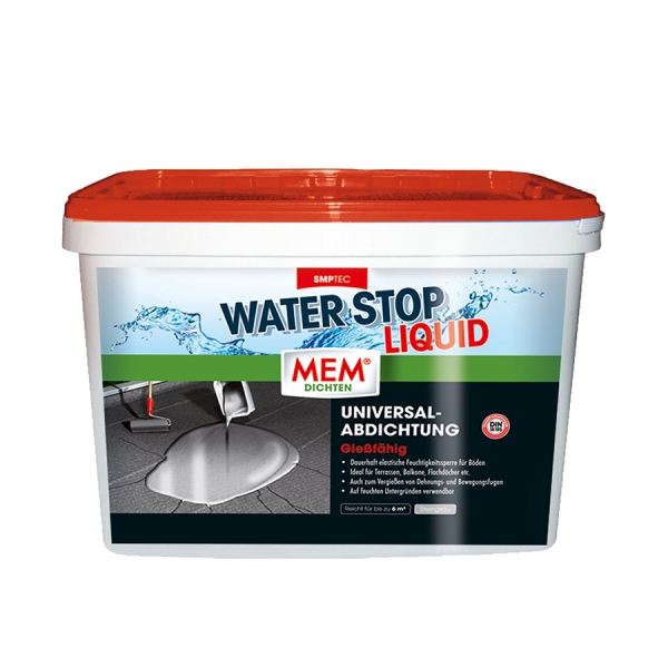 MEM Water Stop Liquid 14kg