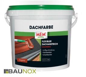 MEM Dachfarbe - flexibler Dachanstrich