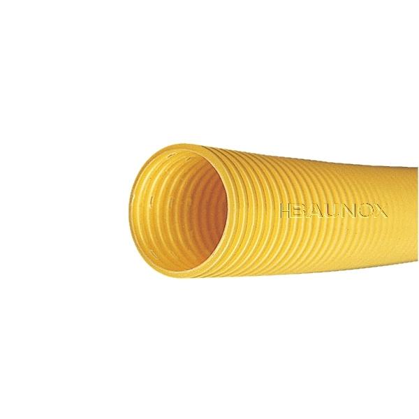 Drainagerohr nackt gelocht - 10m - versch. Größen